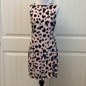 Karen Kane Animal Print Dress